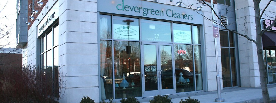 Dry Cleaners Station Landing, Wellington Circle Boston, Medford MA
